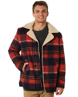 FIRE CHECK MENS CLOTHING ROLLAS JACKETS - 152223425