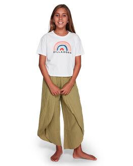 CEDAR KIDS GIRLS BILLABONG PANTS - BB-5591401-CE1