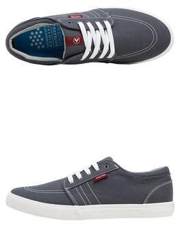 STEEL BLUE MENS FOOTWEAR KUSTOM SNEAKERS - KS-4982102H-STL