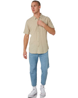 LIGHT INDIGO WASH MENS CLOTHING DR DENIM JEANS - 1630114-G74