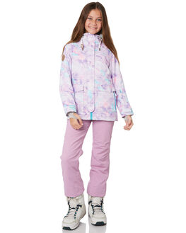 SMOKEY GRAPE BOARDSPORTS SNOW ROJO KIDS - W19RGOP6003SGR