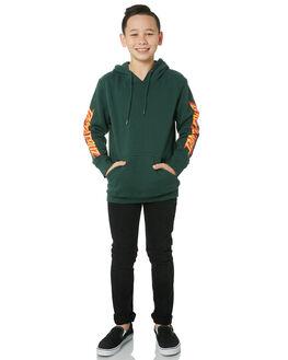 BOTTLE KIDS BOYS SANTA CRUZ JUMPERS + JACKETS - SC-YFC9237BOT