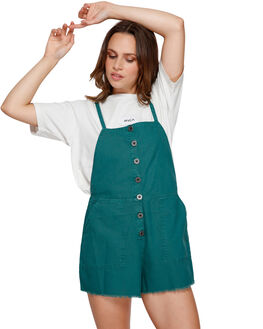 ALPINE WOMENS CLOTHING RVCA PLAYSUITS + OVERALLS - R291758ALP