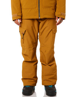 GOLDEN BROWN BOARDSPORTS SNOW QUIKSILVER MENS - EQYTP03087CPD0
