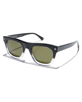 BLACK CLEAR FADE MENS ACCESSORIES ELECTRIC SUNGLASSES - EE17502920BLKCL