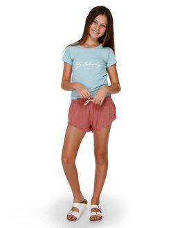WITHERED ROSE KIDS GIRLS BILLABONG SHORTS + SKIRTS - BB-5591271-WR4