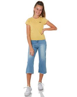 DENIM KIDS GIRLS EVES SISTER PANTS - 9540013DEN