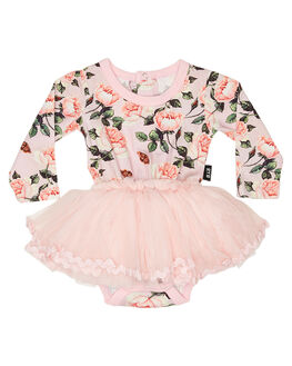 PALE PINK KIDS BABY ROCK YOUR BABY CLOTHING - BGD1945-SCPPNK