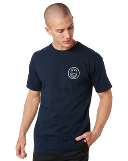 NAVY MENS CLOTHING SPITFIRE TEES - 51010238NNVY