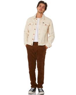 VANILLA MENS CLOTHING BRIXTON JACKETS - 03199VANIL