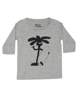 GREY MARLE OUTLET KIDS MUNSTER KIDS CLOTHING - MI172TL05GRYM