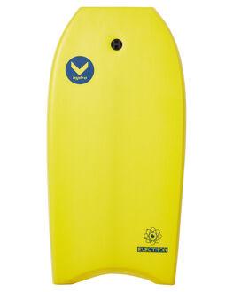 YELLOW BOARDSPORTS SURF HYDRO BODYBOARDS - EB18-HYDYEL