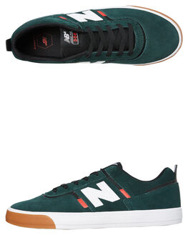 GREEN RED MENS FOOTWEAR NEW BALANCE SNEAKERS - NM306GCIGRNR