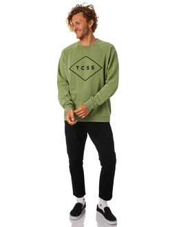 AVOCADO MENS CLOTHING THE CRITICAL SLIDE SOCIETY JUMPERS - FC1815AVCD