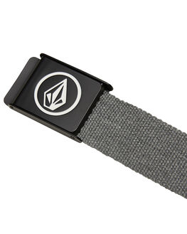 CHARCOAL HEATHER MENS ACCESSORIES VOLCOM BELTS - D5911594CHH