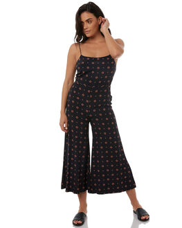 CHARCOAL WOMENS CLOTHING TIGERLILY PLAYSUITS + OVERALLS - T383427CHAAR