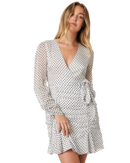 FLORAL MOSAIC WOMENS CLOTHING STEVIE MAY DRESSES - SL190528DFLMOS