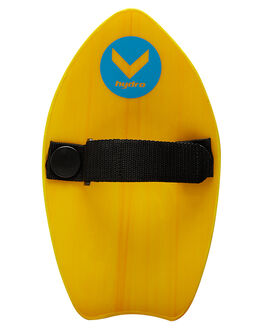 YELLOW ORANGE BOARDSPORTS SURF HYDRO BODYBOARDS - 79005YEOR
