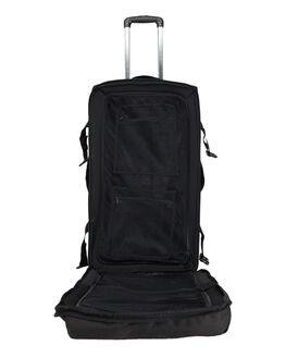 BLACK MENS ACCESSORIES RVCA BAGS + BACKPACKS - R381455BLK