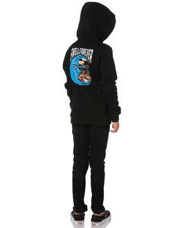 BLACK KIDS BOYS SWELL JUMPERS + JACKETS - S3194443BLACK