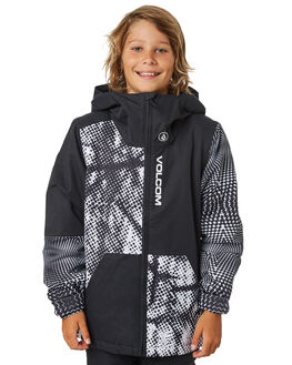 1cd2a9e74 BLACK WHITE BOARDSPORTS SNOW VOLCOM BOYS - I0451902BWH ...