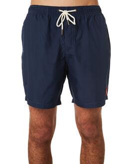 NAVY MENS CLOTHING DEUS EX MACHINA BOARDSHORTS - DMP62002NVY