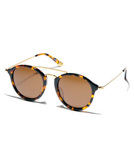 TORTOISEBRONZE MENS ACCESSORIES SABRE SUNGLASSES - SS6-505T-BRTORT
