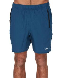 SEA BLUE MENS CLOTHING RVCA SHORTS - RV-R371314-SEB