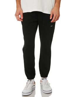 SMOKEY BLACK MENS CLOTHING ZANEROBE PANTS - 716-WORDSMBK