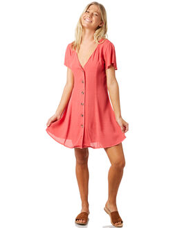 CAMELLIA WOMENS CLOTHING BILLABONG DRESSES - 6581485CAM