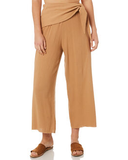 DUSTY PINK OUTLET WOMENS RUE STIIC PANTS - WS18-08-DP-CDPINK