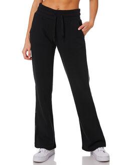 BLACK WOMENS CLOTHING SWELL PANTS - S8189554BLACK