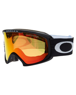 701a7a77ab0 MATTE BLACK FIRE BOARDSPORTS SNOW OAKLEY GOGGLES - OO7045-45MBLKF ...