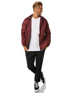 TAWNY PORT MENS CLOTHING RVCA JACKETS - R371435TPRT