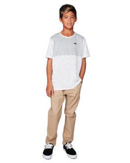PLAGE HEATHER KIDS BOYS QUIKSILVER PANTS - EQBNP03076-CKKH