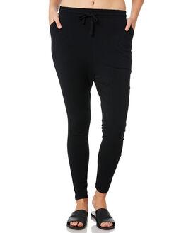 BLACK WOMENS CLOTHING BETTY BASICS PANTS - BB225H19BB225