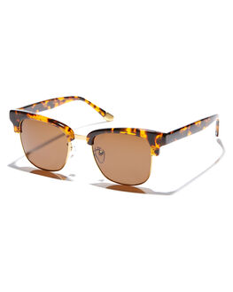 TORTOISEBRONZE MENS ACCESSORIES SABRE SUNGLASSES - SS6-503T-BRTORT