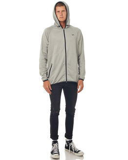 ATHLETIC HEATHER MENS CLOTHING RVCA JACKETS - R371153AHTR