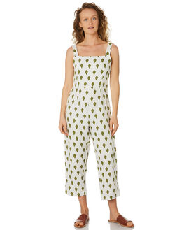 PRINT WOMENS CLOTHING ZULU AND ZEPHYR PLAYSUITS + OVERALLS - ZZ2539PRNT