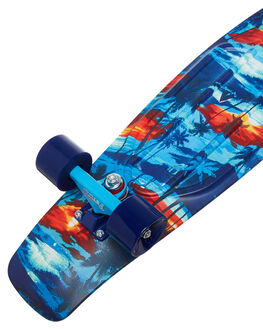 MULTI BOARDSPORTS SKATE PENNY COMPLETES - PNYCOMP27424MULTI