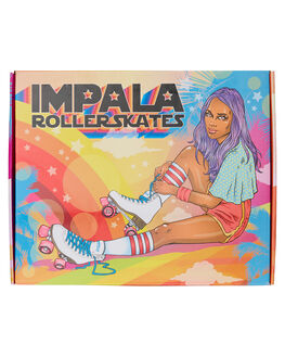 HOLOGRAPHIC BOARDSPORTS SKATE IMPALA ACCESSORIES - IMPROLLER-HOLO