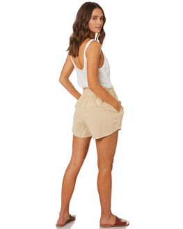 SAND WOMENS CLOTHING SWELL SHORTS - S8201196SAND
