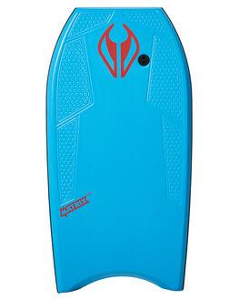 LIGHT BLUE WHITE BOARDSPORTS SURF NMD BODYBOARDS BODYBOARDS - N19MATRIXLBLUW