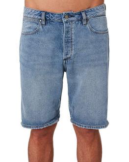 BLUE GROOVE MENS CLOTHING WRANGLER SHORTS - W-901611-LR8BLUGR