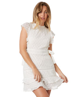CREME WOMENS CLOTHING STEVIE MAY DRESSES - SL190526DCREME