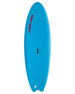 BLUE RED BOARDSPORTS SURF GNARALOO GSI SOFTBOARDS - GN-FLOPO-BLRD