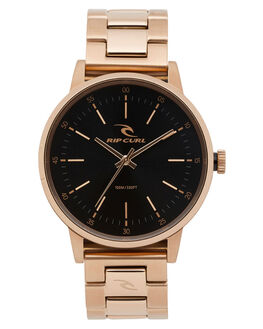 ROSE GOLD MENS ACCESSORIES RIP CURL WATCHES - A30704093