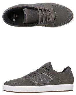 GREY MENS FOOTWEAR EMERICA SNEAKERS - 6102000118-020