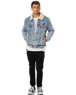 ACID BLEACH MENS CLOTHING ROLLAS JACKETS - 153302453
