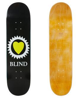 BLACK BOARDSPORTS SKATE BLIND DECKS - 10011584BLK